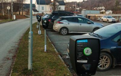 For Søndre Land kommune ble Charge365 betalingsløsningen for elbilistene